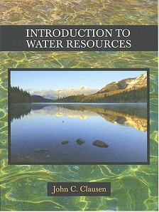 introduction to water resources book cover