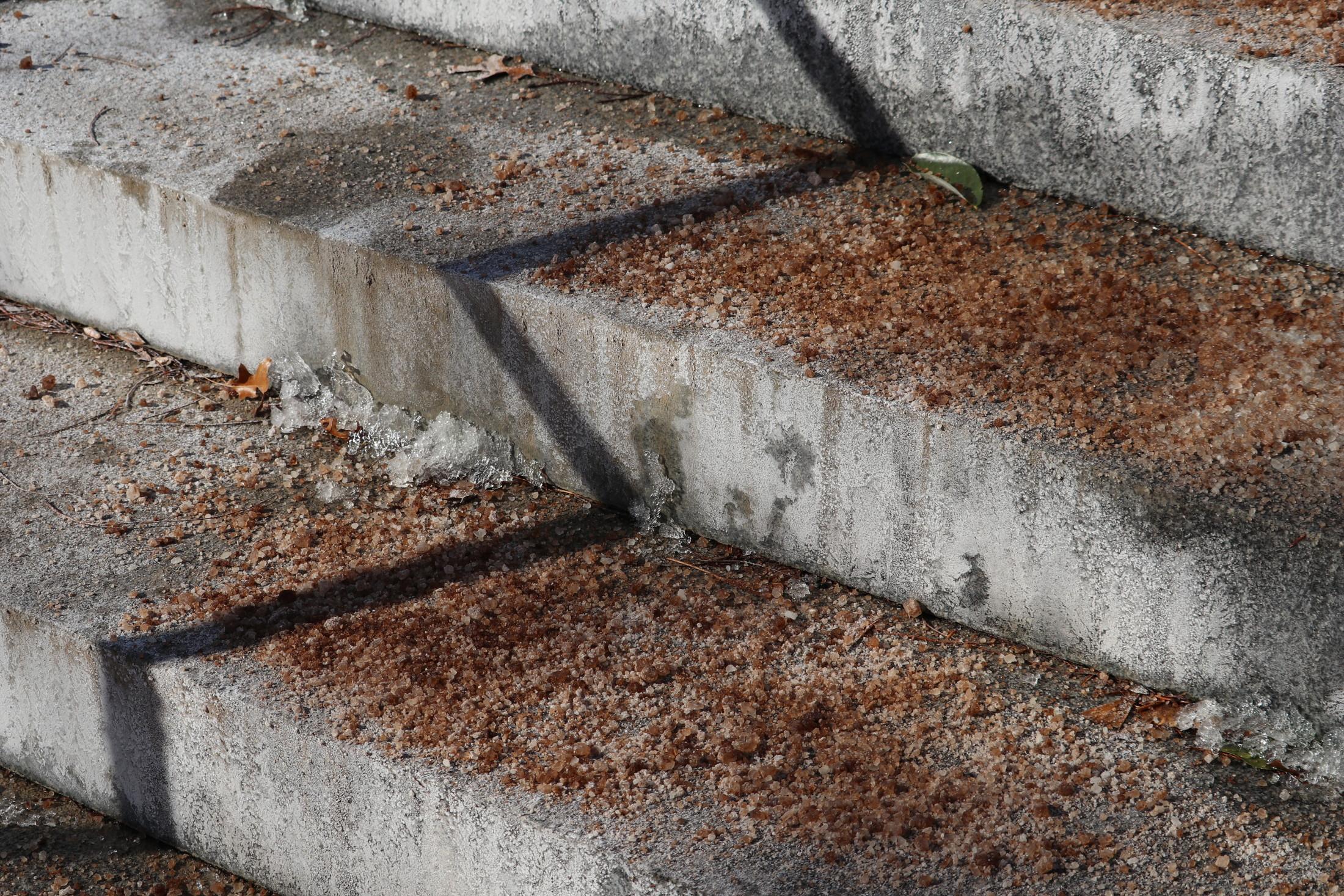 Road Salt at UConn
