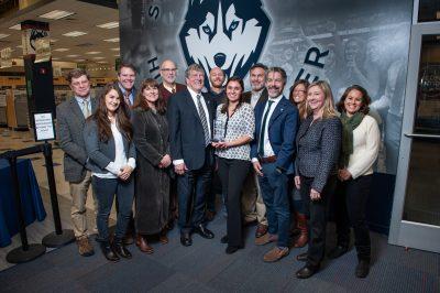 NRCA Team Provost Award